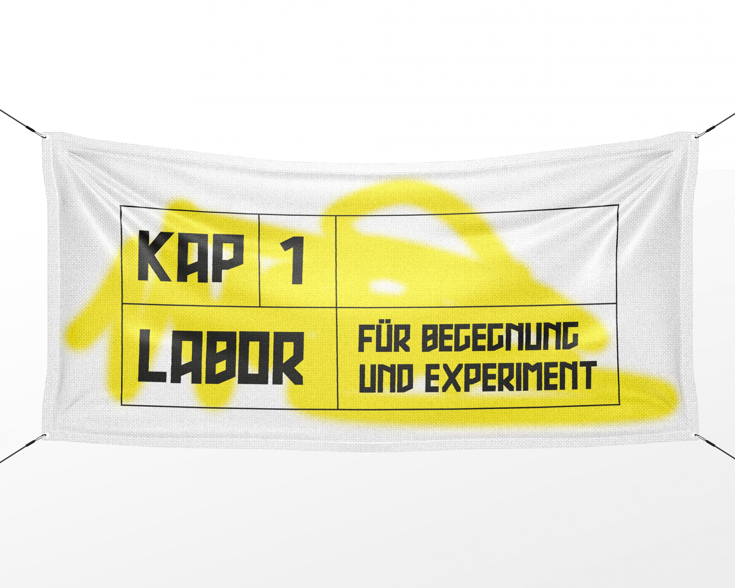 DRASDOS – FORM FOLLOWS US KAP1 Labor Erscheinungsbild
